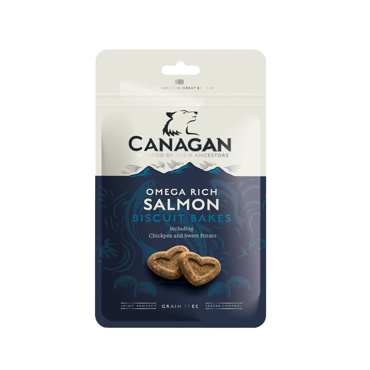 Salmon Working Dog Food