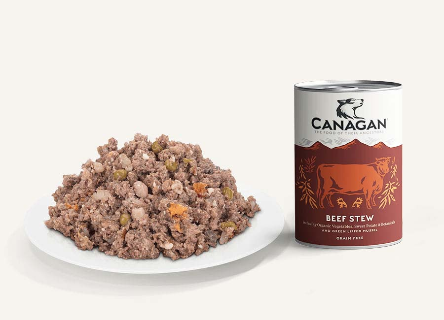 British Beef Dog Food
