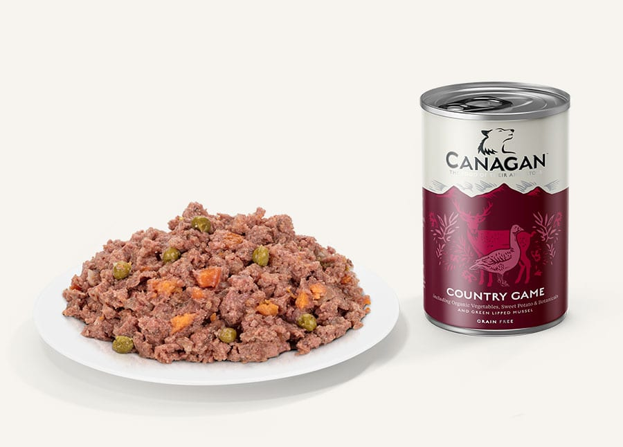 Country Game Dog Food
